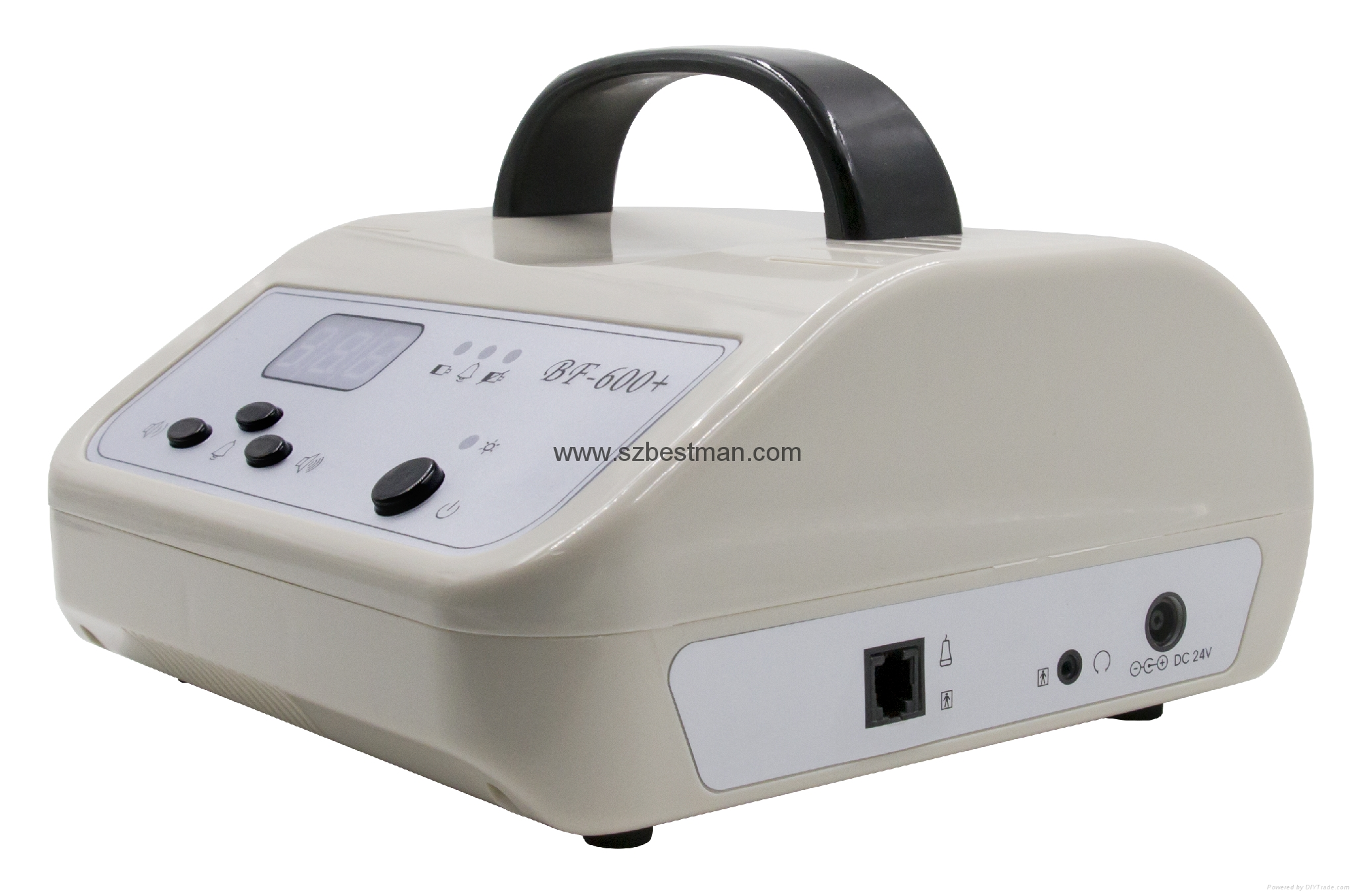 CE/FDA Portable Fetal Doppler BF-600+ Home Use     7