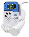 Bestman CE Pocket Fetal Doppler BF-500D+ ( TFT ) Home Use     1