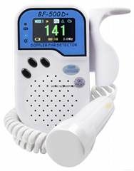 Bestman CE Pocket Fetal Doppler BF-500D+ ( TFT ) Home Use