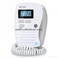 BSM CE/FDA Pocket Fetal Doppler BF-560 Home Use   2