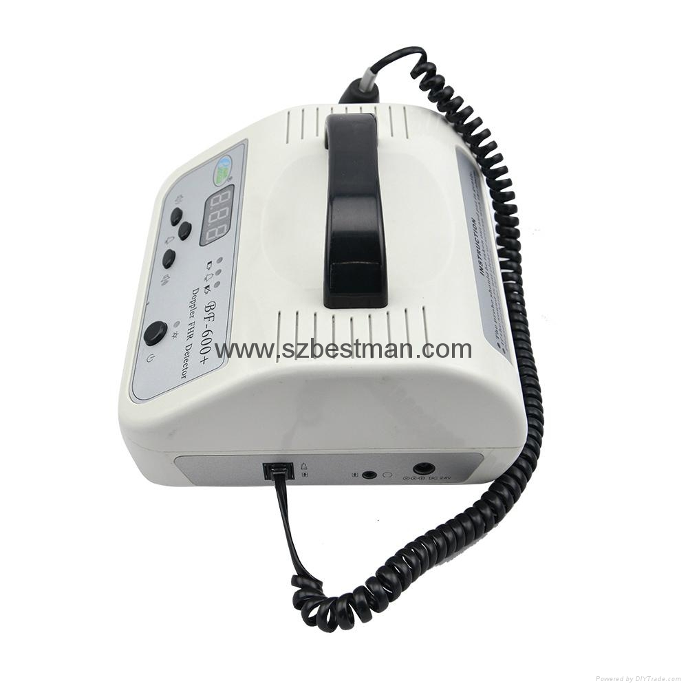 Bestman CE/FDA Portable Fetal Doppler BF-600 Home Use     7
