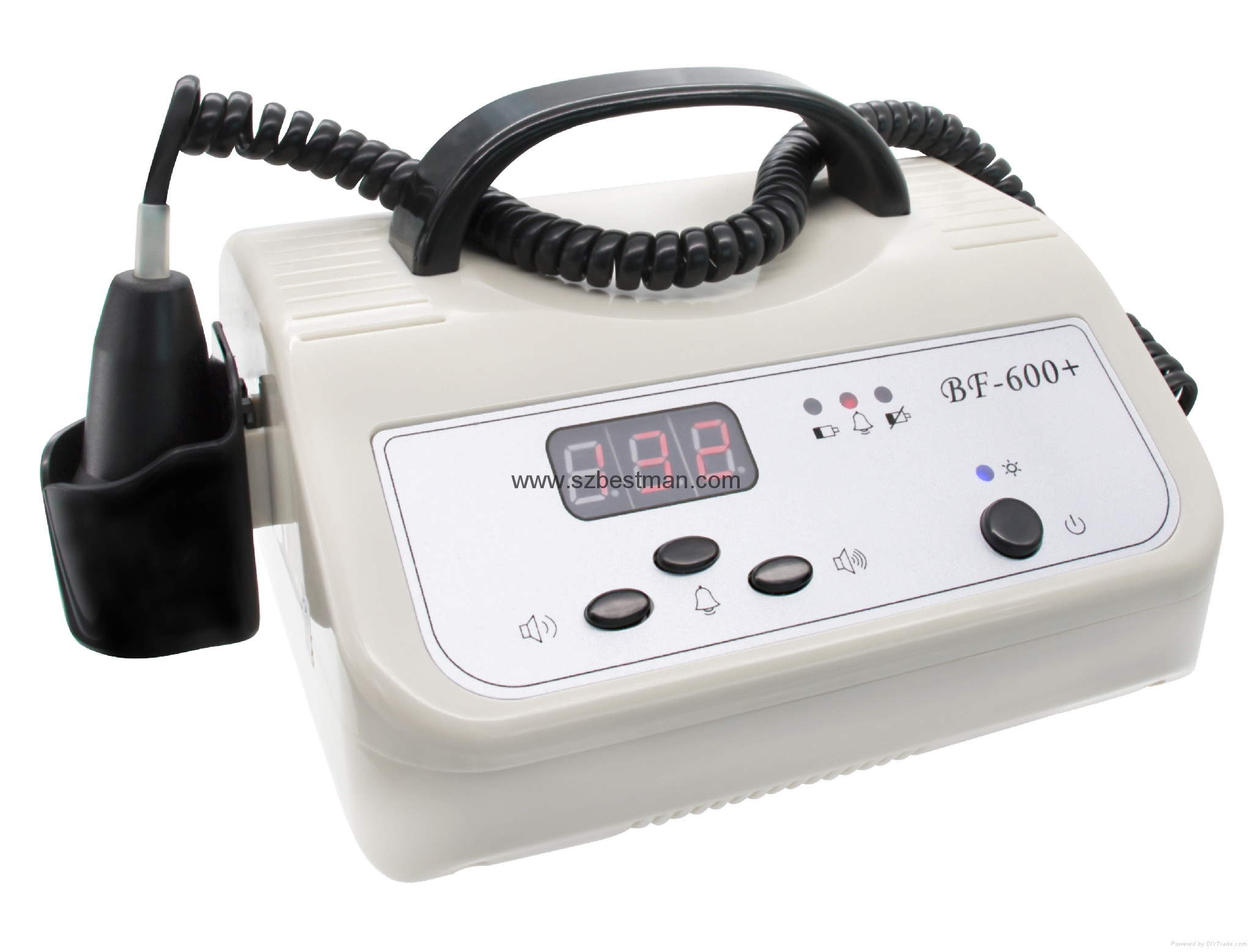 CE/FDA Portable Fetal Doppler BF-600 Home Use     2