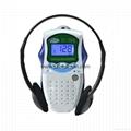 Ultrasound Portable Fetal Doppler for Home Use BF-500B  7