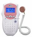 Ultrasound Portable Fetal Doppler for Home Use BF-500B  2