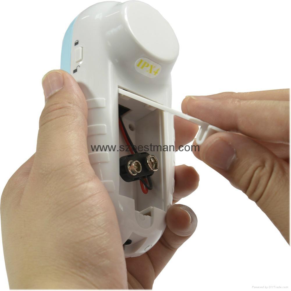 baby sound  Fetal Doppler BF-510s Home Use 10