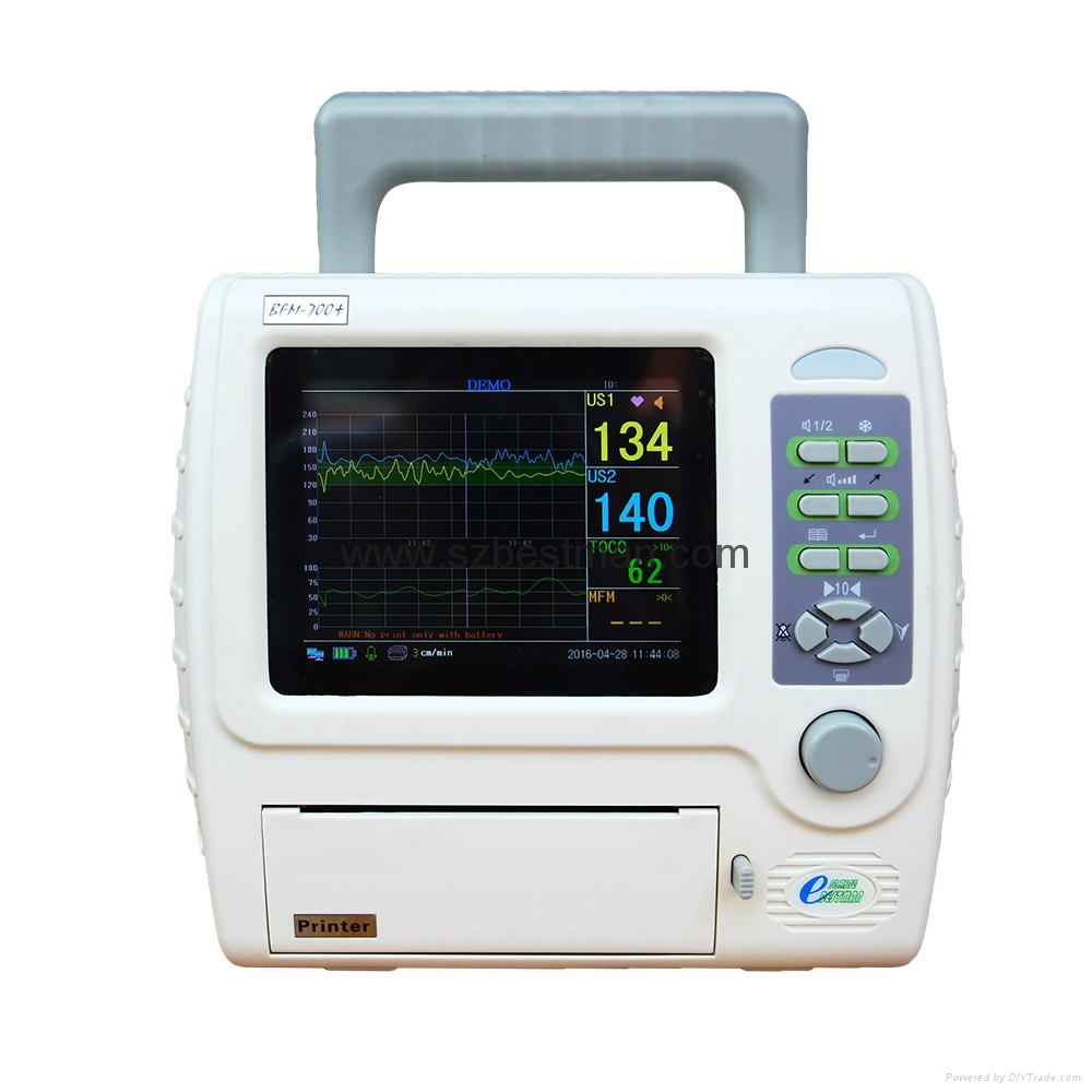 Fetal heart rate monitor with CE and good price 5