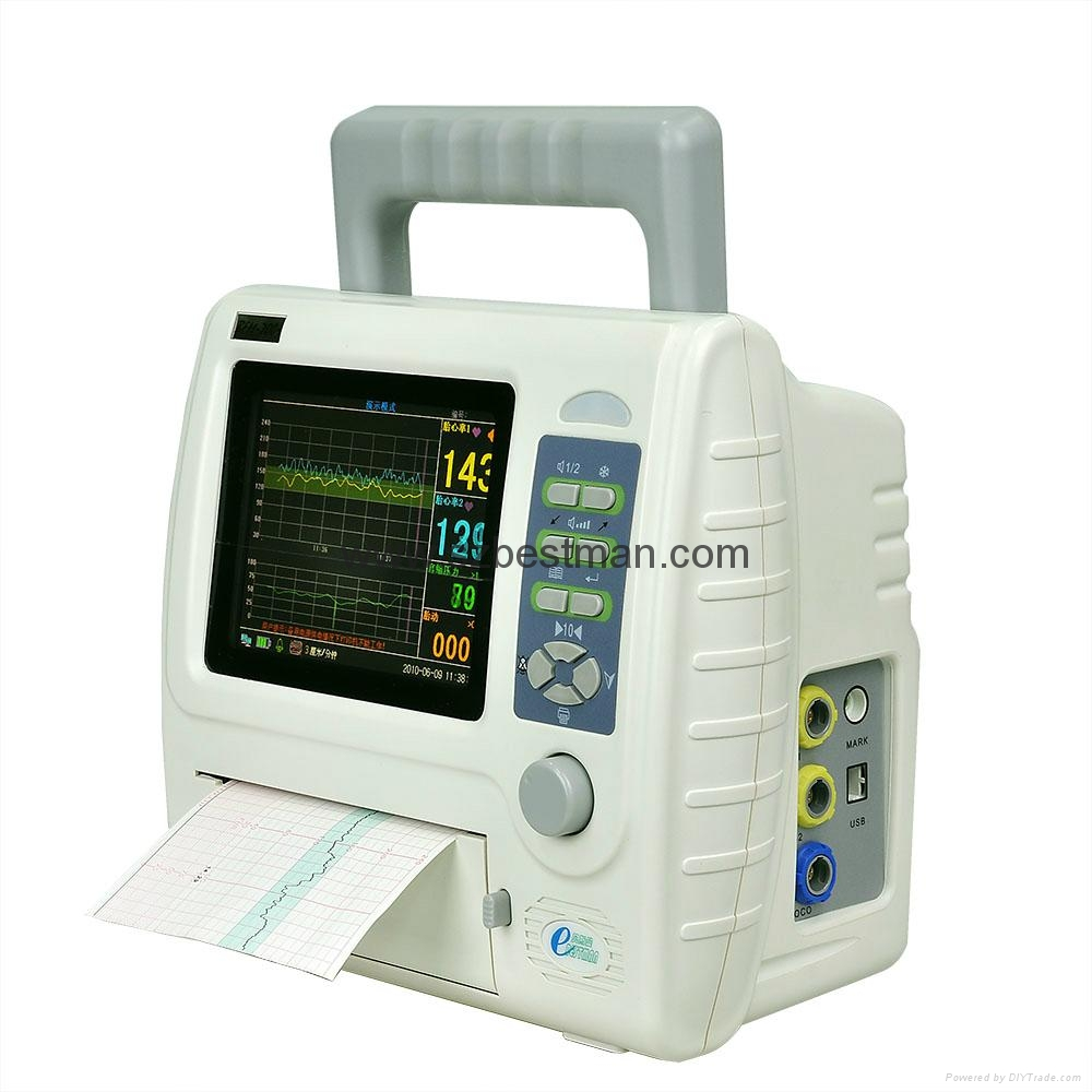 Bestman CE/FDA Portable Fetal monitor BFM-700+TFT Hospital Use    4