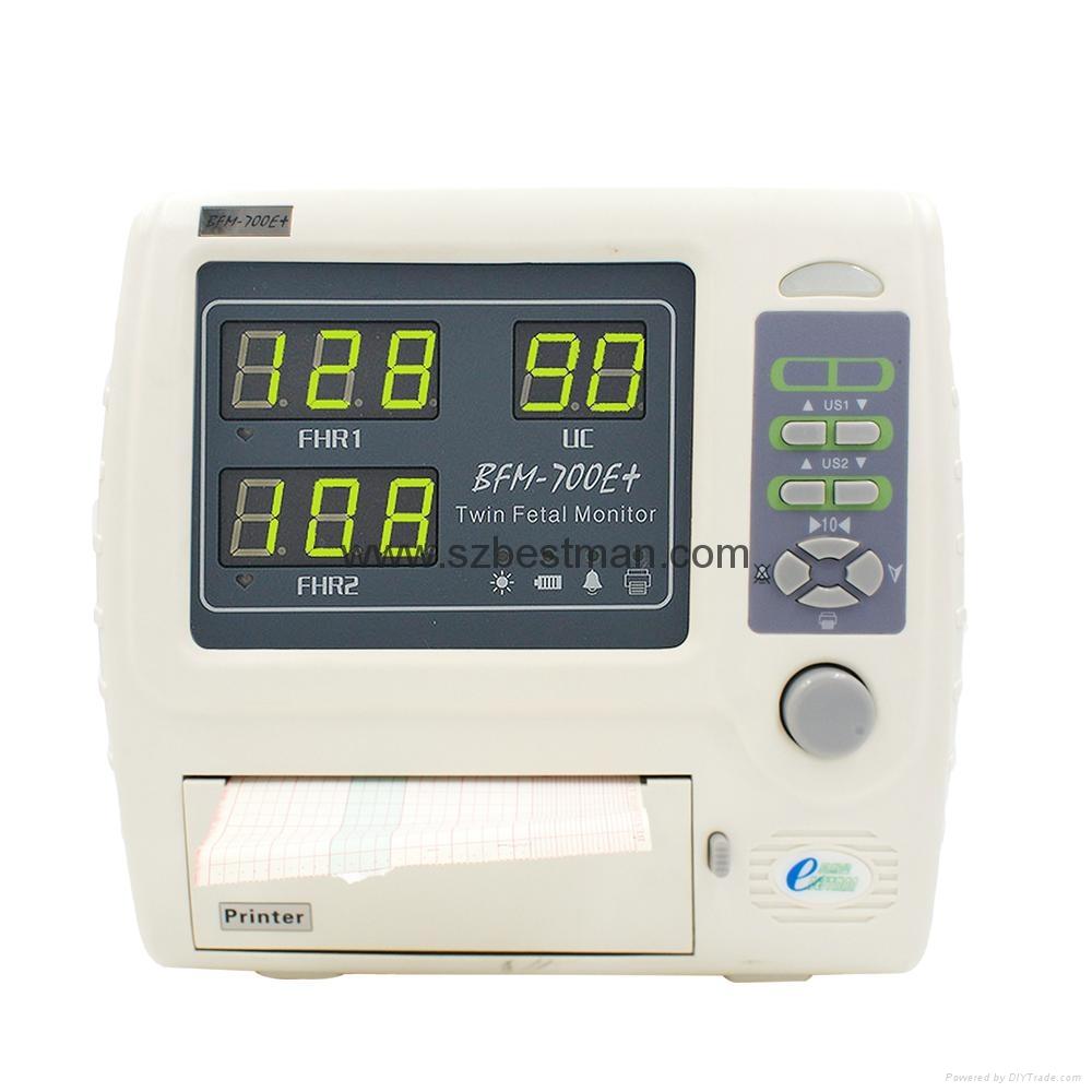 Bestman CE/FDA Portable Fetal monitor BFM-700E+ Hospital Use    1