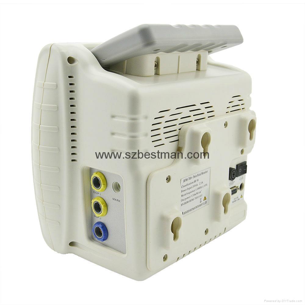 Bestman CE/FDA Portable Fetal monitor BFM-700+ Hospital Use 4