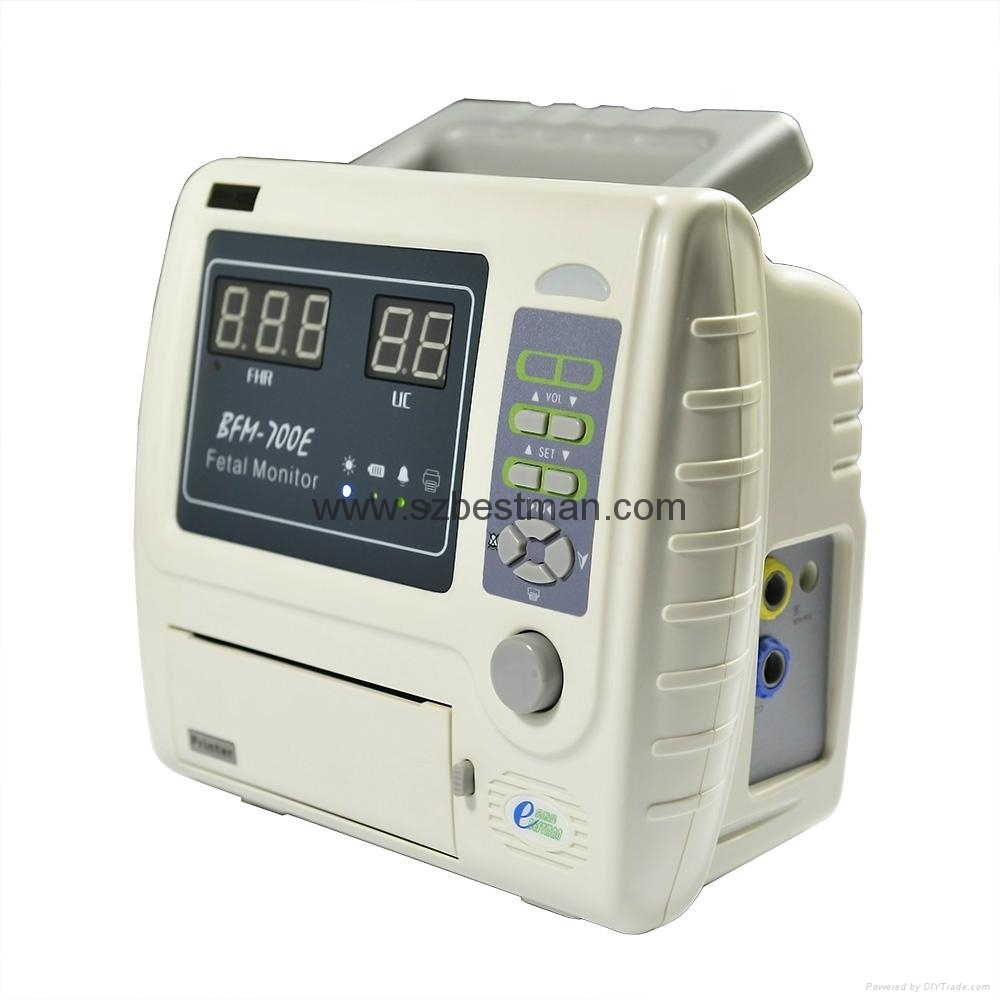 Bestman CE/FDA Portable Fetal monitor BFM-700E Hospital Use    2