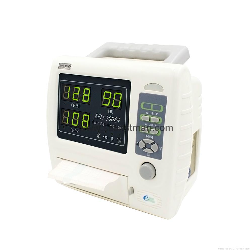 Bestman CE/FDA Portable Fetal monitor BFM-700E+ Hospital Use    2