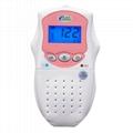 Baby Health Sound Fetal Doppler BF-500B 3