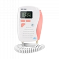 CE/FDA Pocket Fetal Doppler BF-560 Home