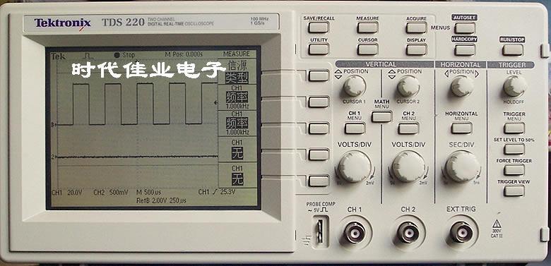 TDS210/TDS3032B/TDS3012/TDS305 1