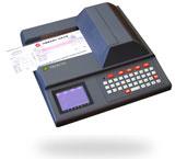 支票打字机