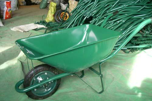 独轮车 1