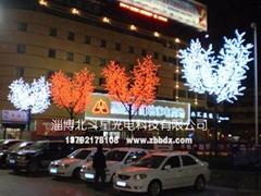led櫻花樹燈