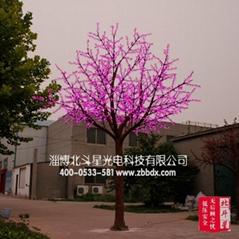 LED仿真景观装饰灯树