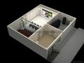 中小機房動力環境監控系統
