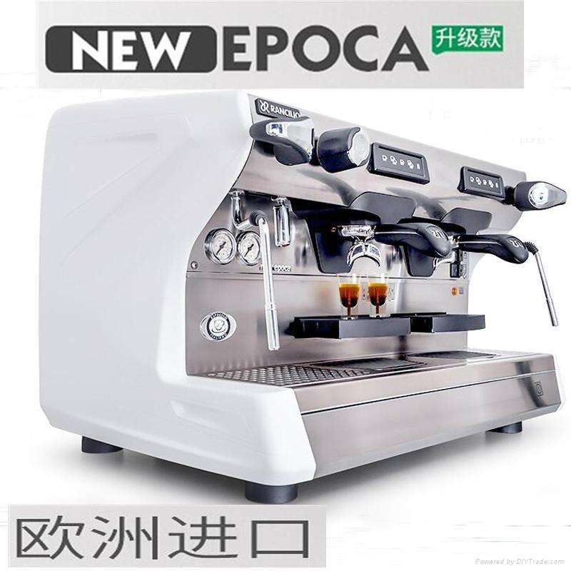兰奇里奥 EPOCA A2专业双头电控意式半自动咖啡机 1