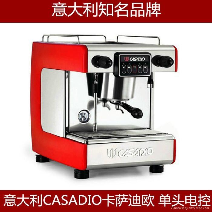 飞马 E61 S2 双头手控意式商用半自动咖啡机 3