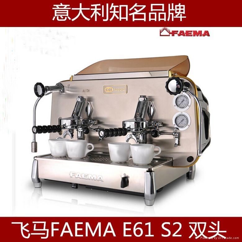 金佰利M23DT2双头电控商用半自动咖啡机 3