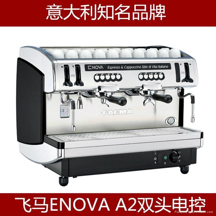 金佰利M23DT2双头电控商用半自动咖啡机 4