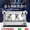 飞马E98 A2 双头电控专业半自动咖啡机新款上海总经销 4