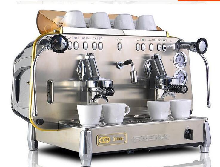 飞马ENOVA A2双头电控半自动咖啡机商用 2