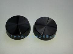 Power amplifier audio aluminum knob knob