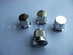 Supply of merbau metal knob