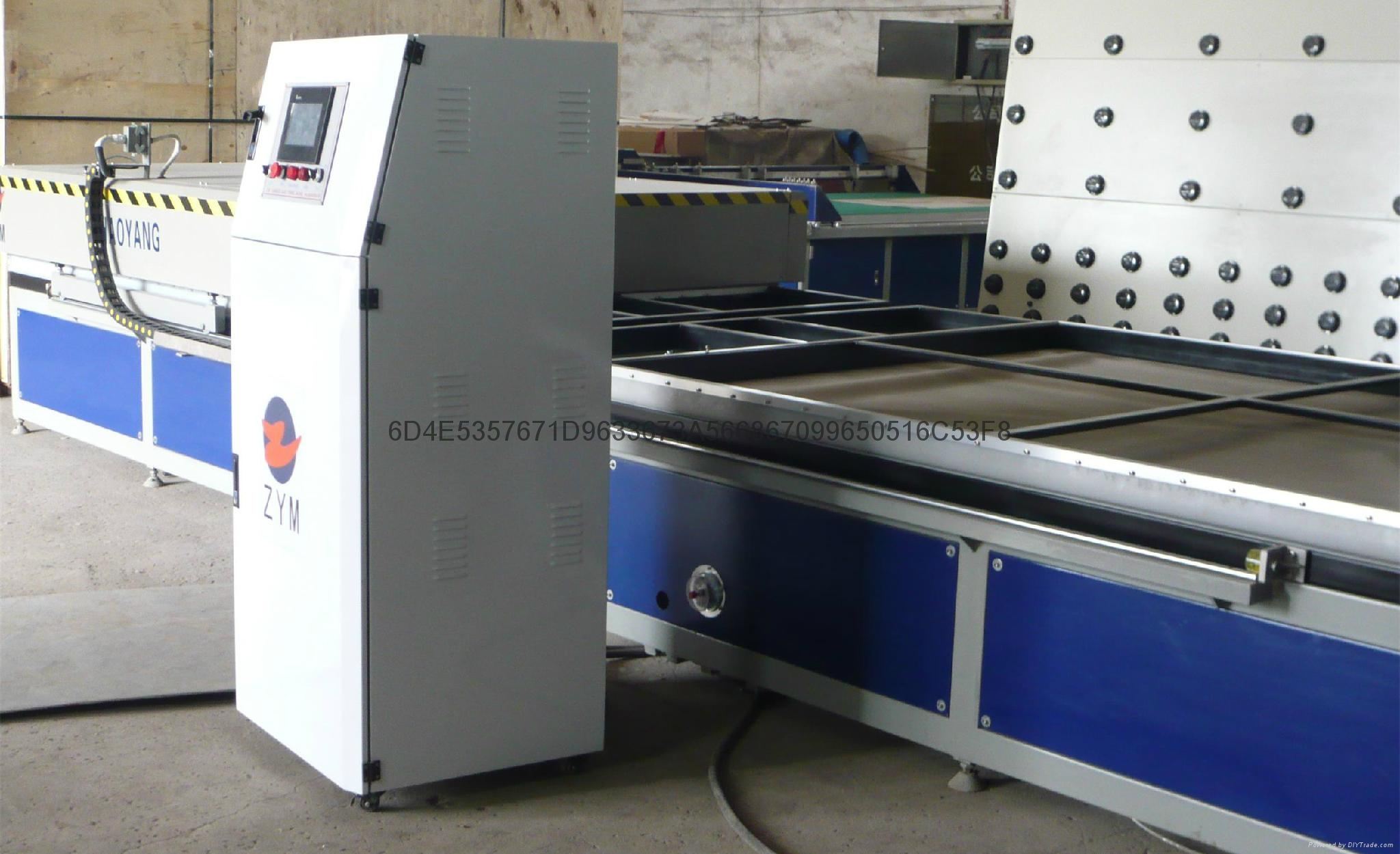 Laminated  glass Machine 3