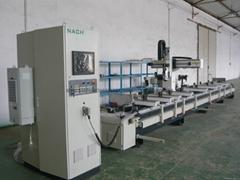 鋁型材加工中心