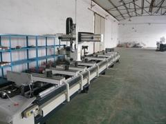 全自动铝型材加工中心