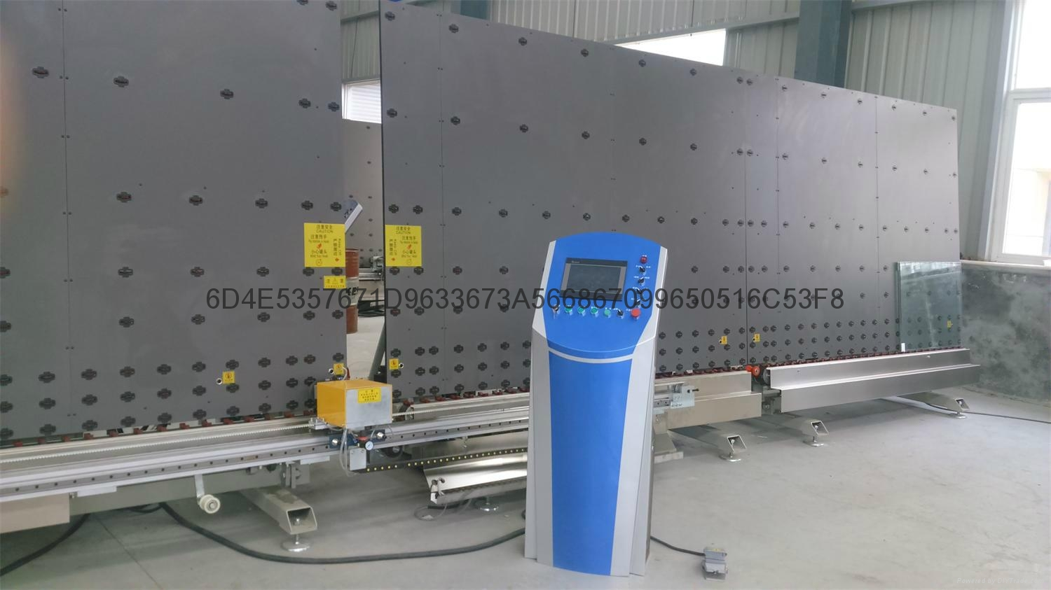 Insulating glass sealant production lines automatically 1