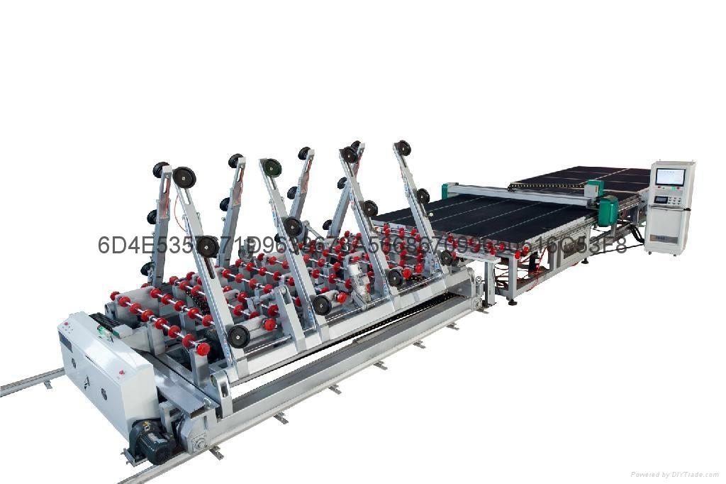 GLASS CUTTING MACHINE 4