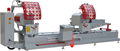 Double Mitre Saw With Nc For Aluminum 5