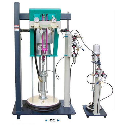 Silicone extruder machine 1