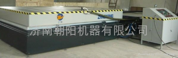 Laminated  glass Machine 1