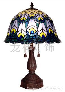 tiffany Desk lamp 1
