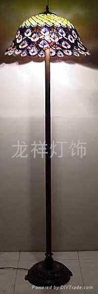 Tiffany Floor lamp 1
