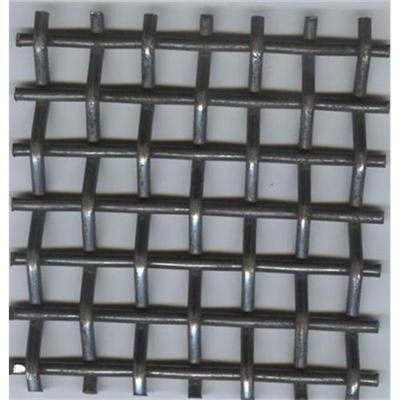 Double Weaving Crimped Wire Mesh 3
