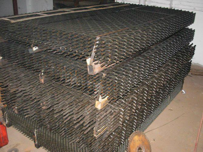 65Mn 钢丝网  4