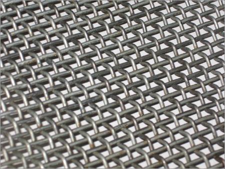 轧花钢丝网 2