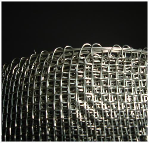 軋花鋼絲網 3