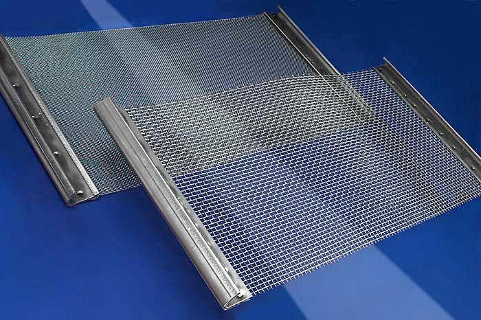 Metal Screen Material : Stainless steel mineral screen cm fls china