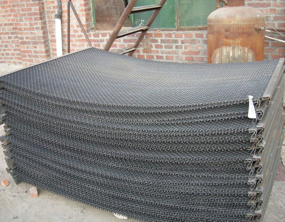 Crimped Wire Mesh : Crimped wire mesh cm fls china manufacturer