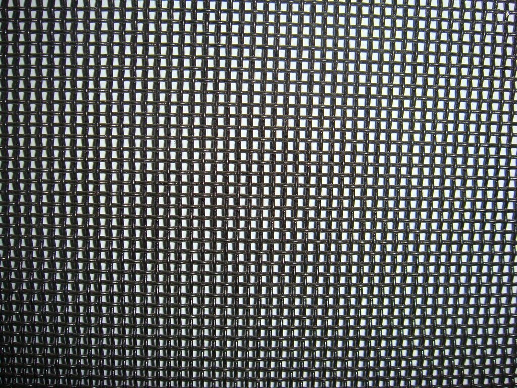 Metal Mesh Screen : Black security screen ws fls china manufacturer