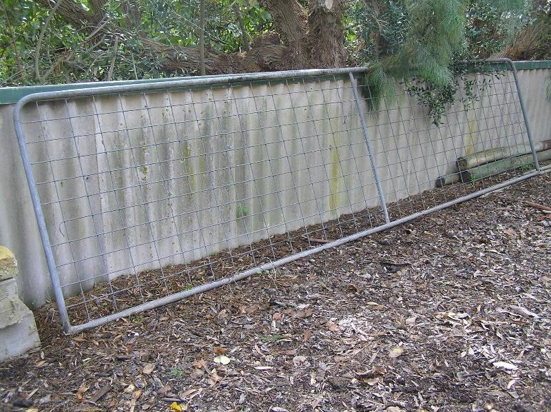 澳大利亚牧场栅栏 4