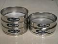 """Test Sieves 3"""" (76 mm) diameter ASTM  E-11"""